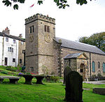 Church of St Mary, Newchurch in Pendle