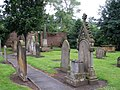 St Mary's churchyard - geograph.org.uk - 483582.jpg