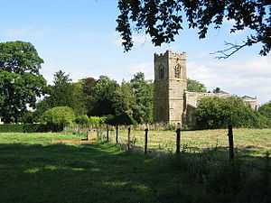 Grade II* listed buildings in Rutland - Image: St Mary the Virgin, Ayston, Rutland by Kate Jewell