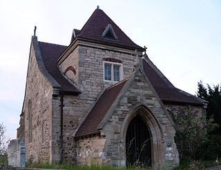 St Oswalds Church, Kirk Sandall Church in South Yorkshire, England
