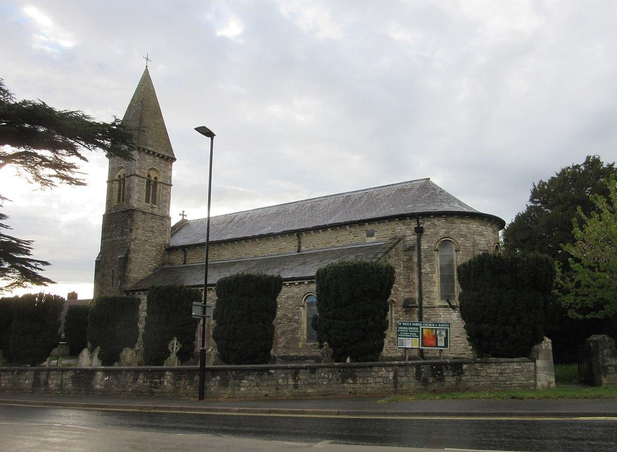 Barton Isle Of Wight Wikipedia