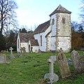 St Swithun's, Compton Beauchamp - geograph.org.uk - 647308.jpg