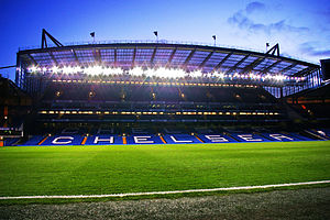 Chelsea F.C. - Stamford Bridge, West Stand