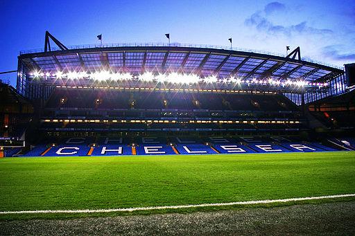 Stamford Bridge - West Stand