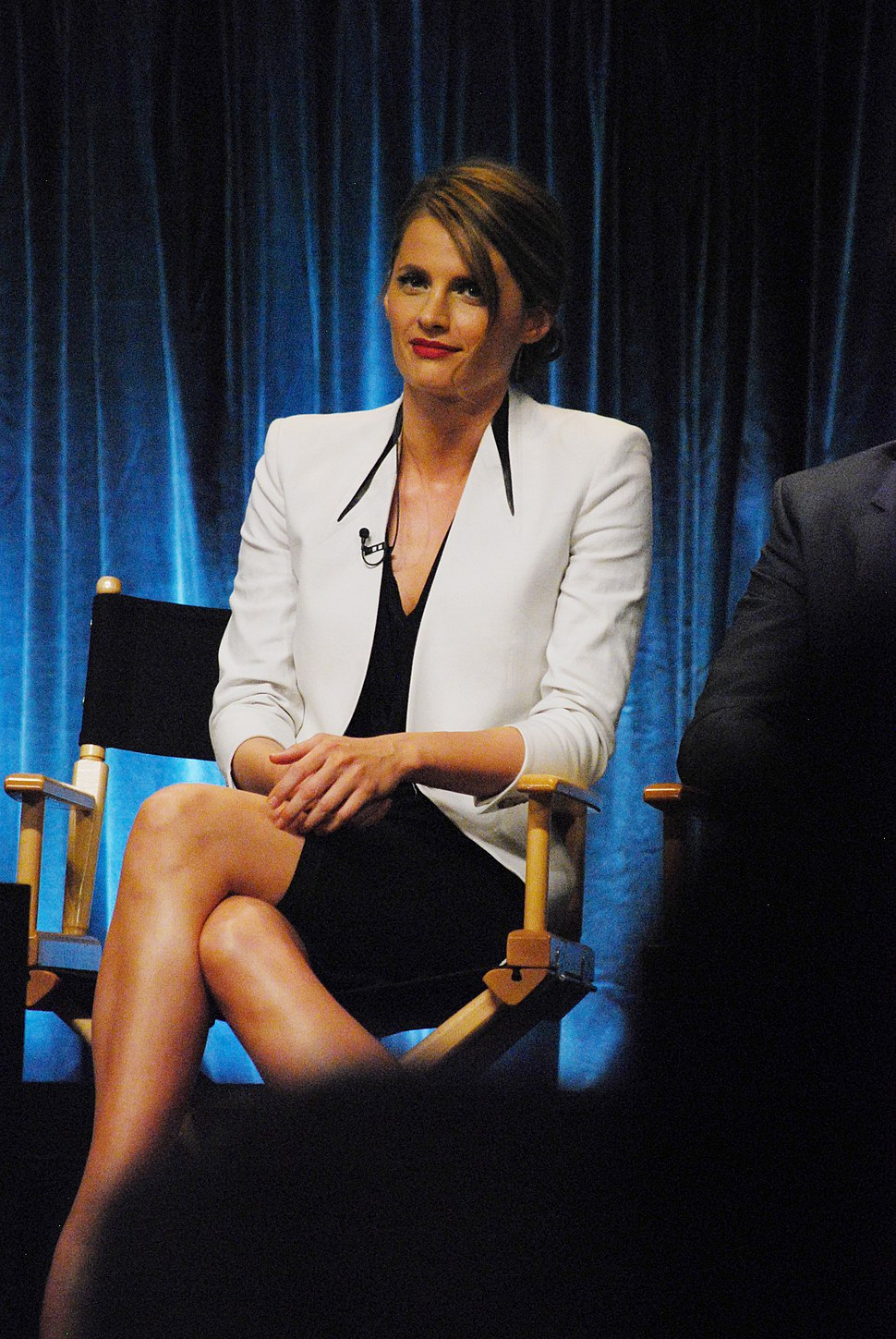 Stana Katic at Paleyfest 2012