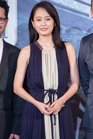 Atsuko Maeda - Image: Star Trek Beyond Japan Premiere Red Carpet Maeda Atsuko (32011085602)