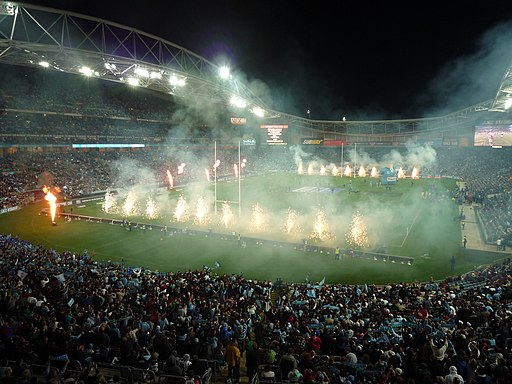 State of Origin 2 (24 June 2009, Sydney) 3