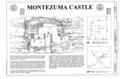 Statement of Significance - Montezuma Castle, Off I-17, Camp Verde, Yavapai County, AZ HABS ARIZ,13-CAMV.V,1- (sheet 1 of 20).png