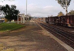 Ermelo, Mpumalanga - Ermelo railway station