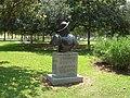 Statue of Alvar Nuñez Cabeza de Vaca, Houston TX - panoramio.jpg