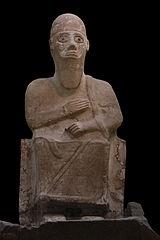 Statue of Idrimi