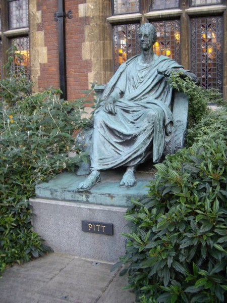 File:Statue of Pitt (the Younger) in Pembroke College - geograph.org.uk - 1337051.jpg