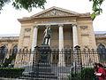 Statuia dr. Carol Davila municipiul București Bd. Eroii Sanitari tatuia dr. Carol Davila municipiul București Bd. Eroii Sanitari.JPG