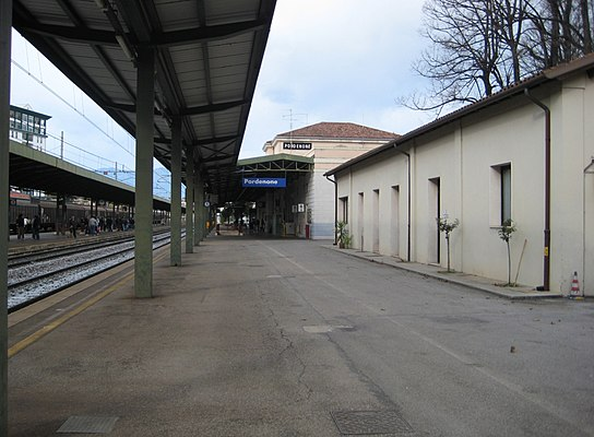 Pordenone railway station