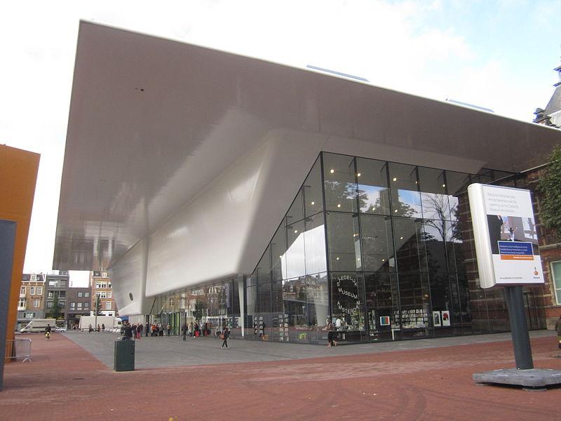 Museo Stedelijk (Ámsterdam – Países Bajos)