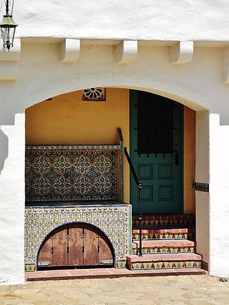 Casa del Herrero - Image: Steedman Estate