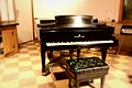 Steinway & Sons Grand Piano - Elvis favorite piano, RCA Studio B.jpg