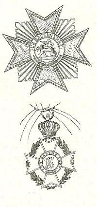 Ster en grootkruis van de Militaire Karl-Friedrichs- Verdienstorde van Baden.jpg