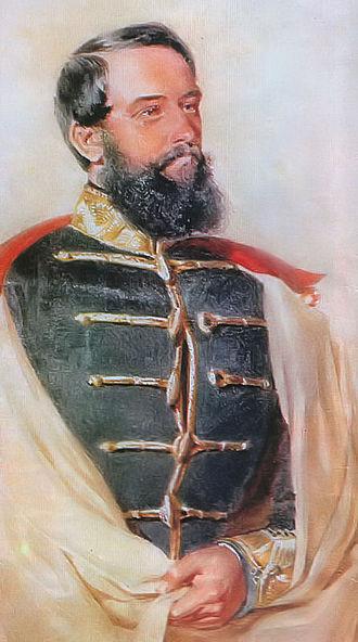 Komárno - General György Klapka