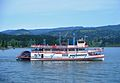 Sternwheeler Columbia Gorge on the Columbia River at Cascade Locks, 2009.jpg
