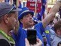 Steve Bray Downing Street SODEM protest 0511.jpg