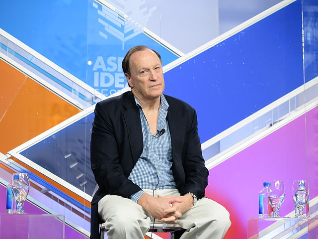 Steven Brill at Spotlight Health Aspen Ideas Festival 2015