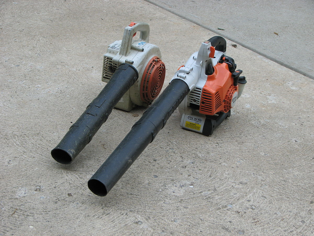 Small Electric Leaf Blowers : Leaf blower wikipedia