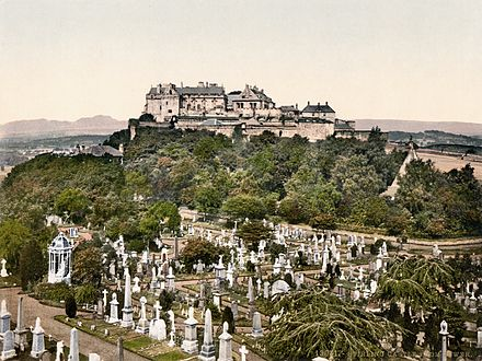 Stirling Castle in 1900 StirlingCastle1900.jpg