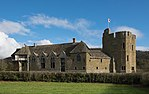 Stokesay Castle from the west.jpg