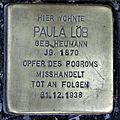Stolperstein Paula Löb (Griedeler Str.9 Butzbach).jpg