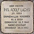Stolperstein für Ing. Adolf Lachs.JPG