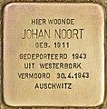 Stolperstein für Johan Noort (Den Haag).jpg