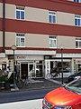 Stolpersteine Klagenfurt, Wohnhaus Paradeisergasse 4.jpg