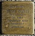 Stolpersteine Solingen Düsseldorfer Str. 40 Jenny Davids.jpg