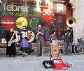 Straßenmusikanten 2008 Barcelona.jpg