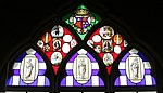 Strawberry Hill House Stained Glass 4 (29928735855).jpg