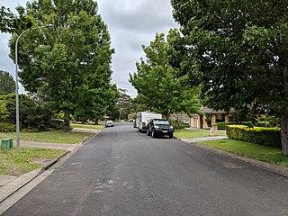 Cambewarra Village Town in New South Wales, Australia