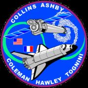 Missionsemblem STS-93