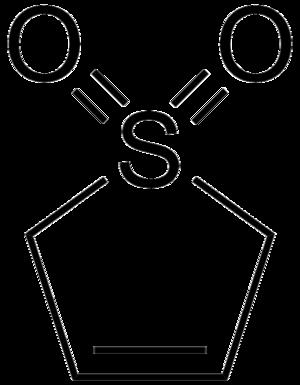 Sulfolene - Image: Sulfolene