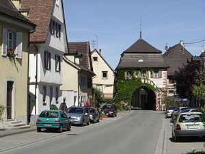 Sulzburg Stadttor
