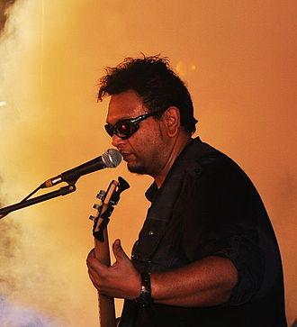 Sumon (musician) - Sumon in 2012