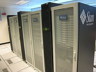 Computer cluster - Sun Microsystems Solaris Cluster