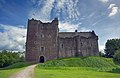 Sunny June Day At Doune Castle - panoramio.jpg