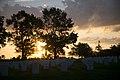 Sunrise at Arlington National Cemetery (30434827236).jpg