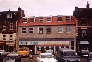 Fine Fare - A Fine Fare store in Thirsk, 1968