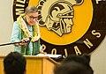 Supreme Court Justice Ruth Bader Ginsburg Visits Mililani High School Oahu Hawaii (51081564792).jpg