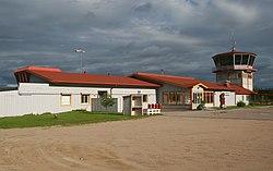 Sveg lufthavn.   JPG