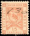 Switzerland Bern 1886 revenue 15c - 29AI.jpg