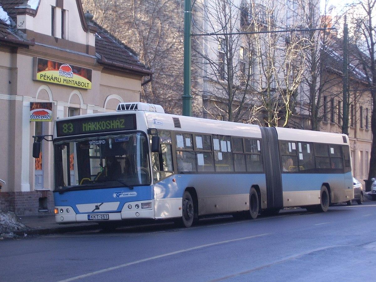 83-as busz (Szeged) – Wikipédia