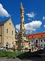 Szentháromság-szobor (10685. számú műemlék) 3.jpg